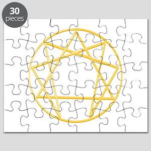 Gurdjieffs Anneagram Puzzle