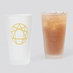Gurdjieffs Anneagram Drinking Glass