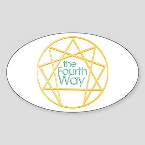Fourth Way Sticker