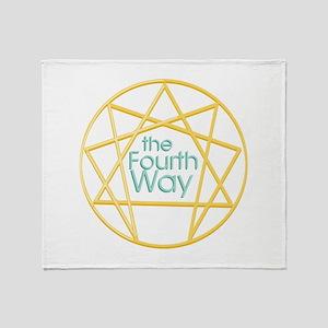 Fourth Way Throw Blanket