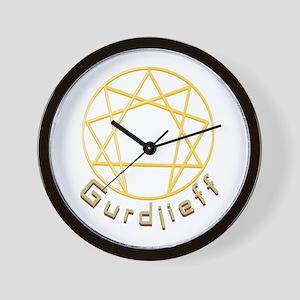 Gurdjieff Wall Clock