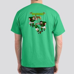 Springboks Rugby Team Dark T-Shirt