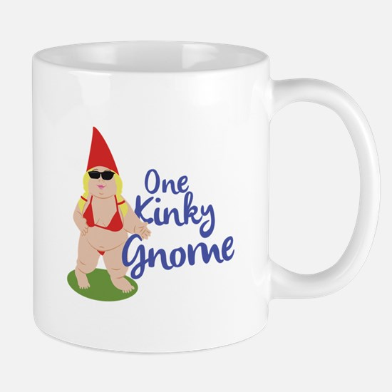 Kinky Gnome Mugs