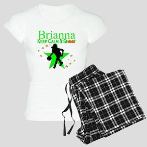 GO BASKETBALL Women's Light Pajamas