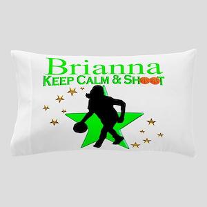 GO BASKETBALL Pillow Case