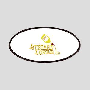 Mustard Lover Patch