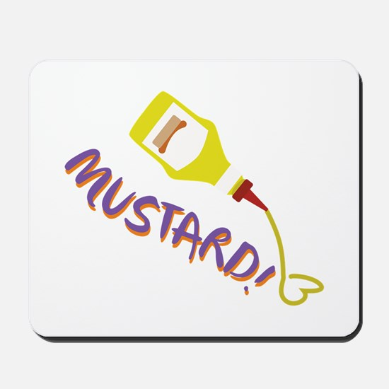 Mustard! Mousepad