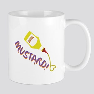 Mustard! Mugs