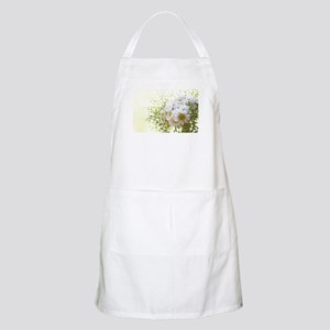 Bouquet of daisies in LOVE Apron