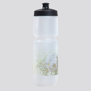 Bouquet of daisies in LOVE Sports Bottle