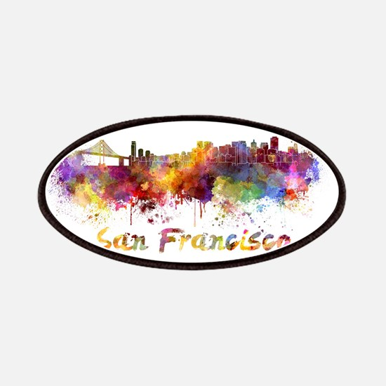I Love San Francisco Patch