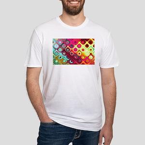 Megafunky Rainbow patterns T-Shirt