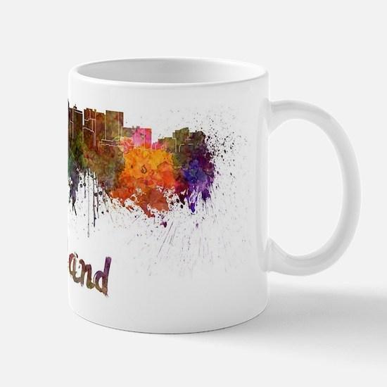 I Love Oakland Mugs