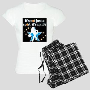 BASKETBALL GIRL Women's Light Pajamas
