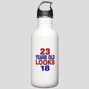 23 Years Old Looks 18 Stainless Water Bottle 1.0L