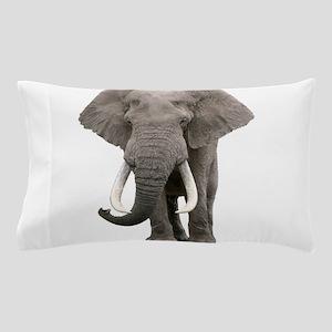 Realistic elephant design Pillow Case
