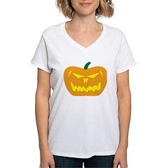 Scary Pumpkin Halloween Shirt