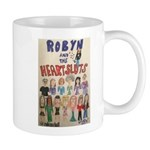 Robyn And The Heartsluts Mugs