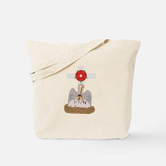 Esoteric Pelican Tote Bag