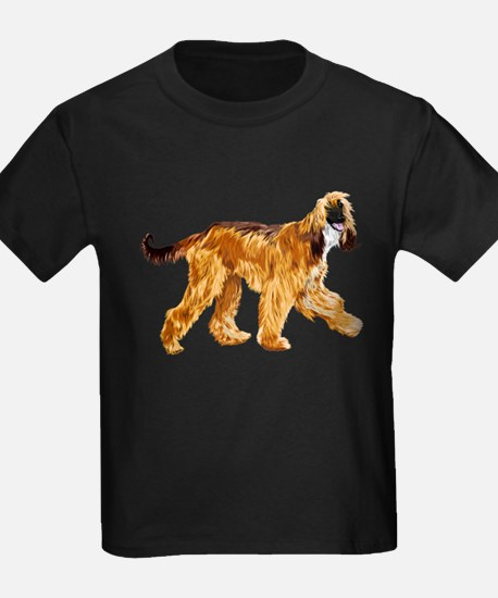 Brown afghan hound T-Shirt