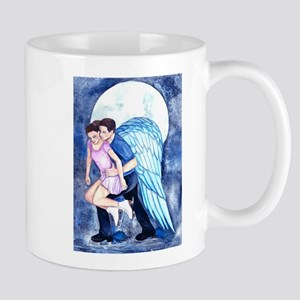 Gordeeva and Grinkov Never Alone Mug