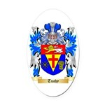 Tuohy Oval Car Magnet