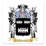 Tunstill Square Car Magnet 3
