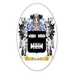 Tunstill Sticker (Oval)
