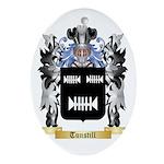 Tunstill Oval Ornament