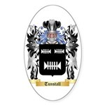 Tunstall Sticker (Oval 50 pk)