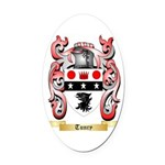 Tunry Oval Car Magnet