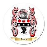 Tunry Round Car Magnet