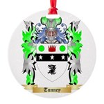 Tunney Round Ornament