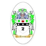 Tunney Sticker (Oval 10 pk)