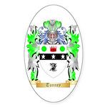 Tunney Sticker (Oval 50 pk)