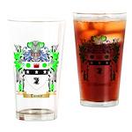 Tunney Drinking Glass
