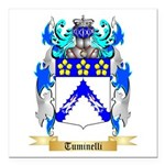 Tuminelli Square Car Magnet 3