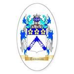 Tumasian Sticker (Oval 50 pk)