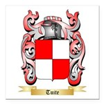 Tuite Square Car Magnet 3