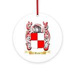 Tuite Round Ornament