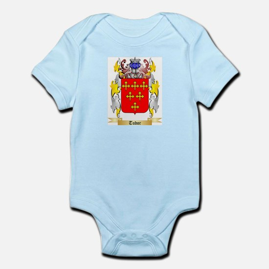 Tudor Infant Bodysuit