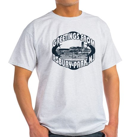 Asbury Park Blue Light T-Shirt