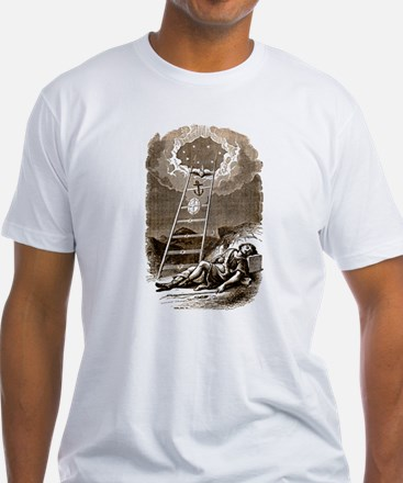 Gems of Freemasonry Jacobs Ladder T-Shirt