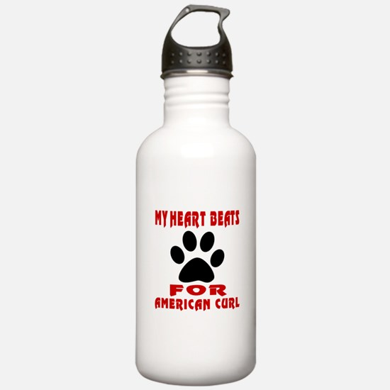 My Heart Beats For Ame Water Bottle
