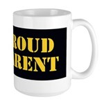 Proud US Army Parent Mugs