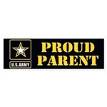 Proud US Army Parent Bumper Sticker