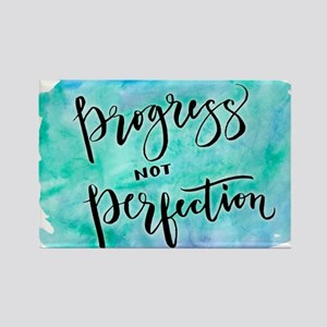 Progress not Perfection Magnets