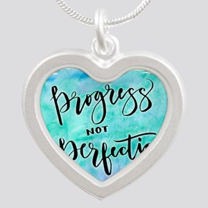 Progress not Perfection Necklaces