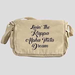 Kappa Alpha Theta Dream Messenger Bag