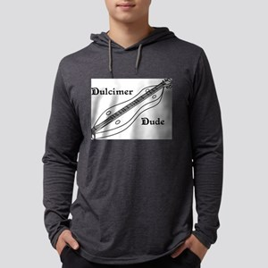 Dulcimer Dude Long Sleeve T-Shirt